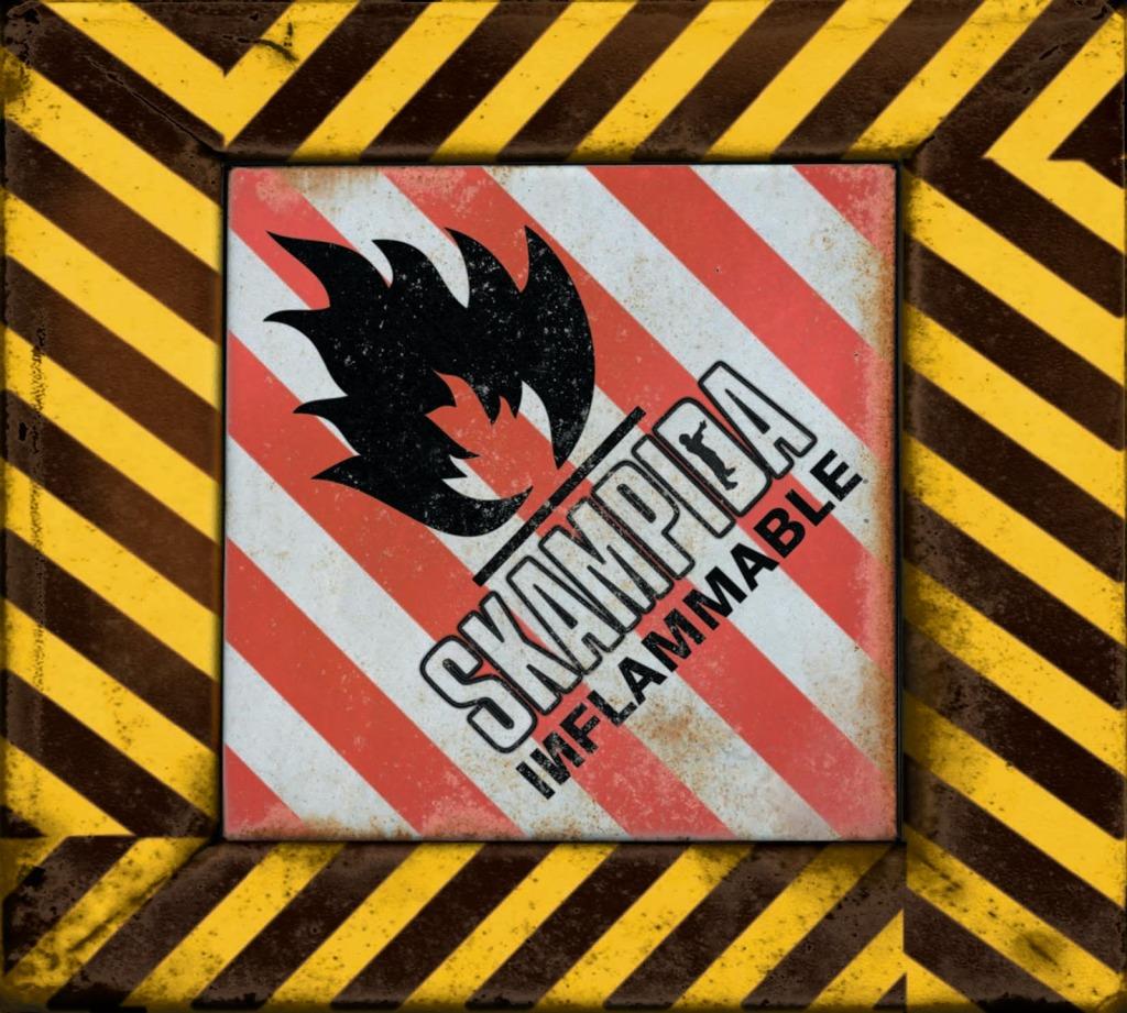 Inflammable Skampida